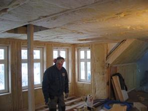 Tømmerkasse hytte
